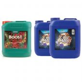 Buy CANNA BOOST 5L And get Vitalink MAX 5L Coir or Hydro for ONLY £29.99